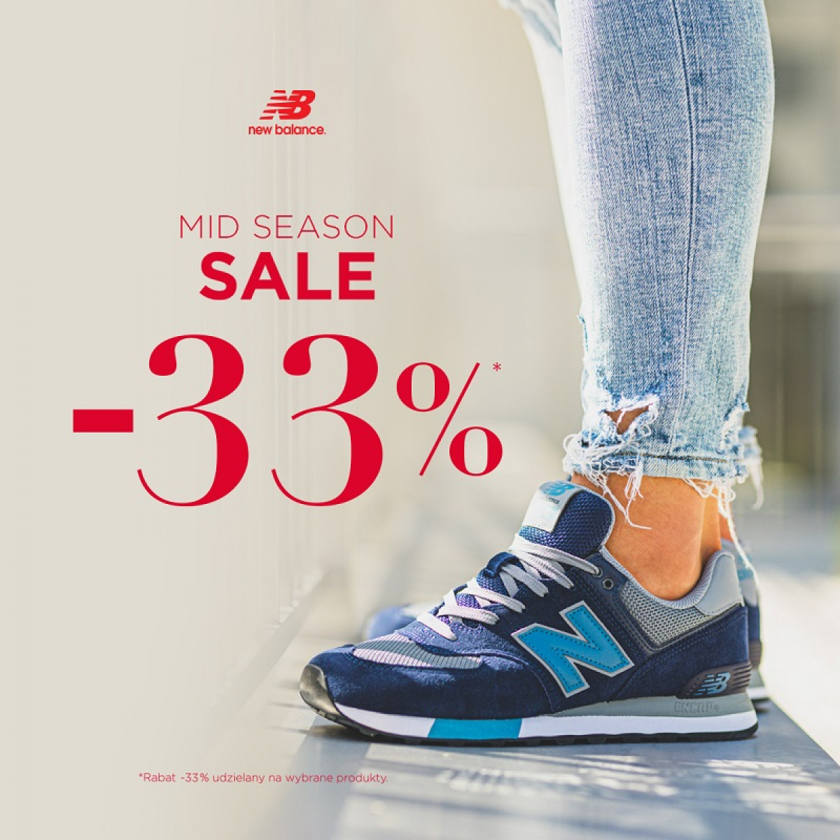 MID SEASON SALE W NEW BALANCE