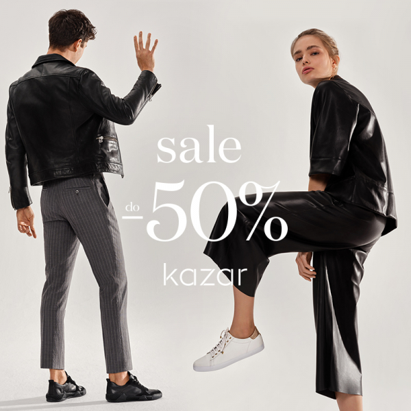 SALE  w Kazar! Aż do -50%
