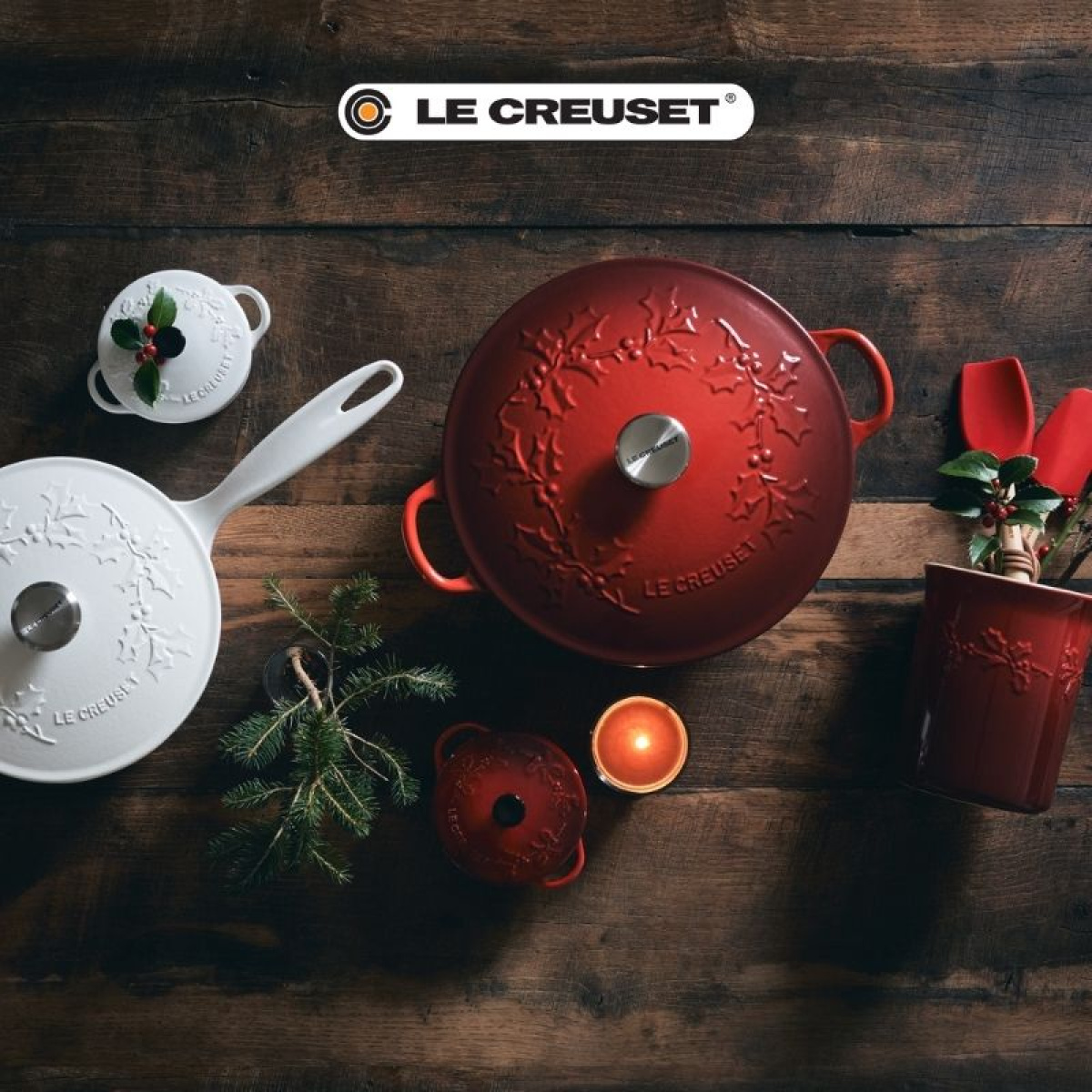 Le Creuset - Holly