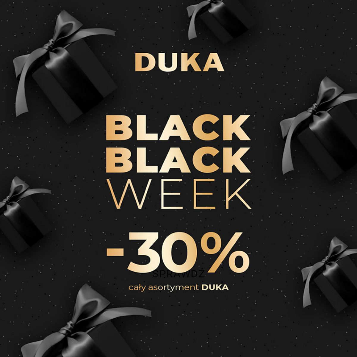 BLACK BALCK WEEK DUKA